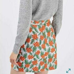 TopShop A-line Skirt